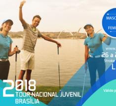 TOUR NACIONAL JUVENIL – BRASÍLIA (Resultados)