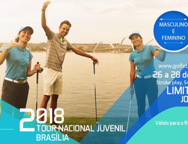 TOUR NACIONAL JUVENIL – BRASÍLIA 2018