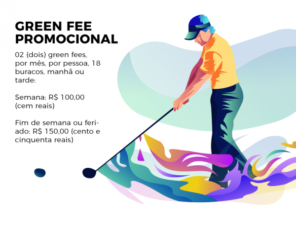 GREEN FEE PROMOCIONAL