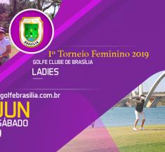 1º Torneio Feminino 2019 – 08 de Junho